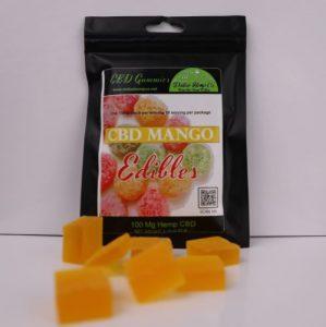 Mango Gummies by Dallas Hemp Company