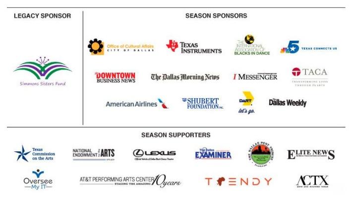 DBDT sponsors
