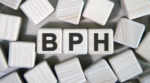 letters BPH on wooden cubes