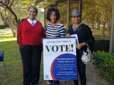 MLK Voters Registration Drive