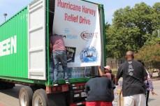 Hurricane Harvey Donation Drive