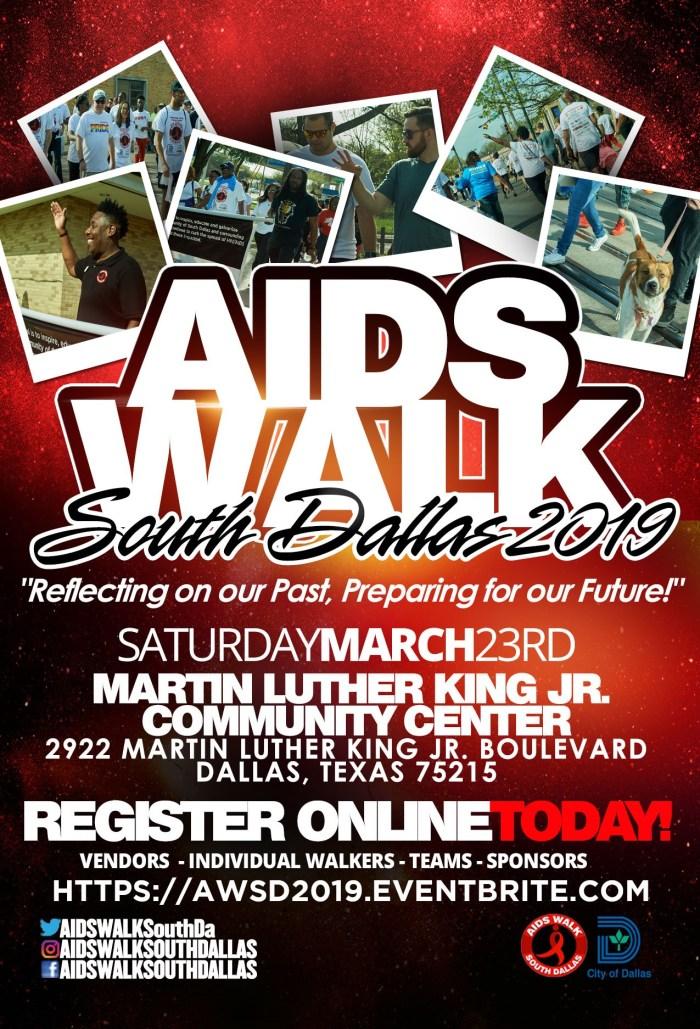 AIDS Walk South Dallas 2019