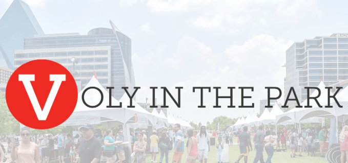 Voly in the Park Header