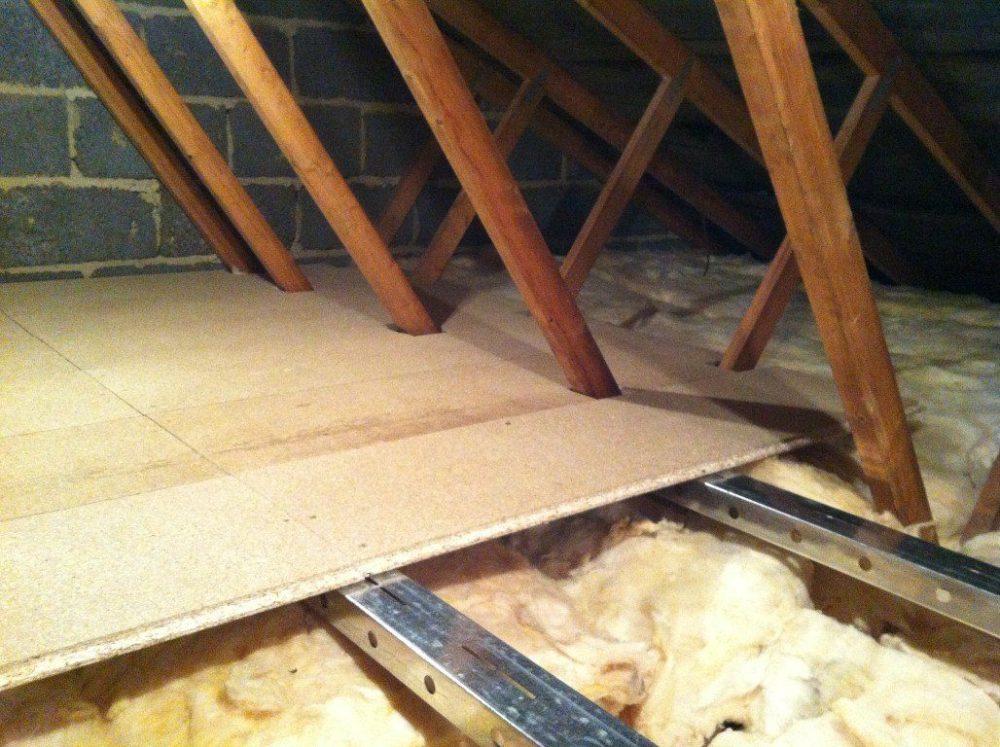 Attic-Flooring-Truss