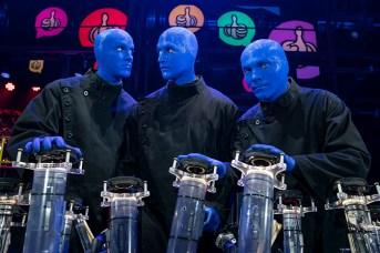 Blue Man Group Speechless