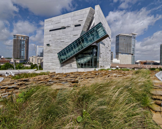 Perot_Museum_Exterior_-_Plinth_Roof2