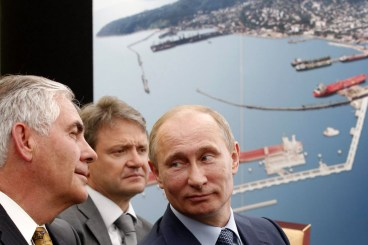 Image result for tillerson putin