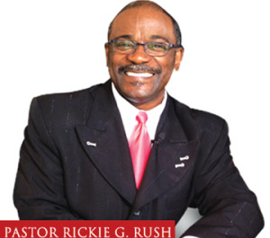 Image result for pastor rickie g rush