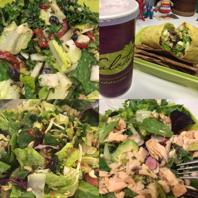 The Salata 5 Day Clean Eating Challenge is barely a challenge at all - it's that good!