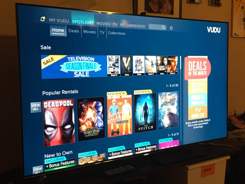 Get one free movie a month from Vudu when you with The Walmart Family Mobile PLUS plan featuring Unlimited Talk, Text, & Data with 10GB of 4G LTE data