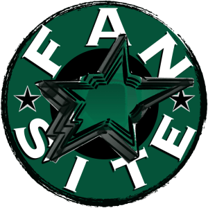 Dallas Stars Fan Site Logo