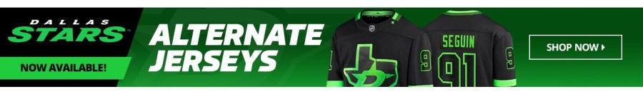 New Dallas Stars Jersey