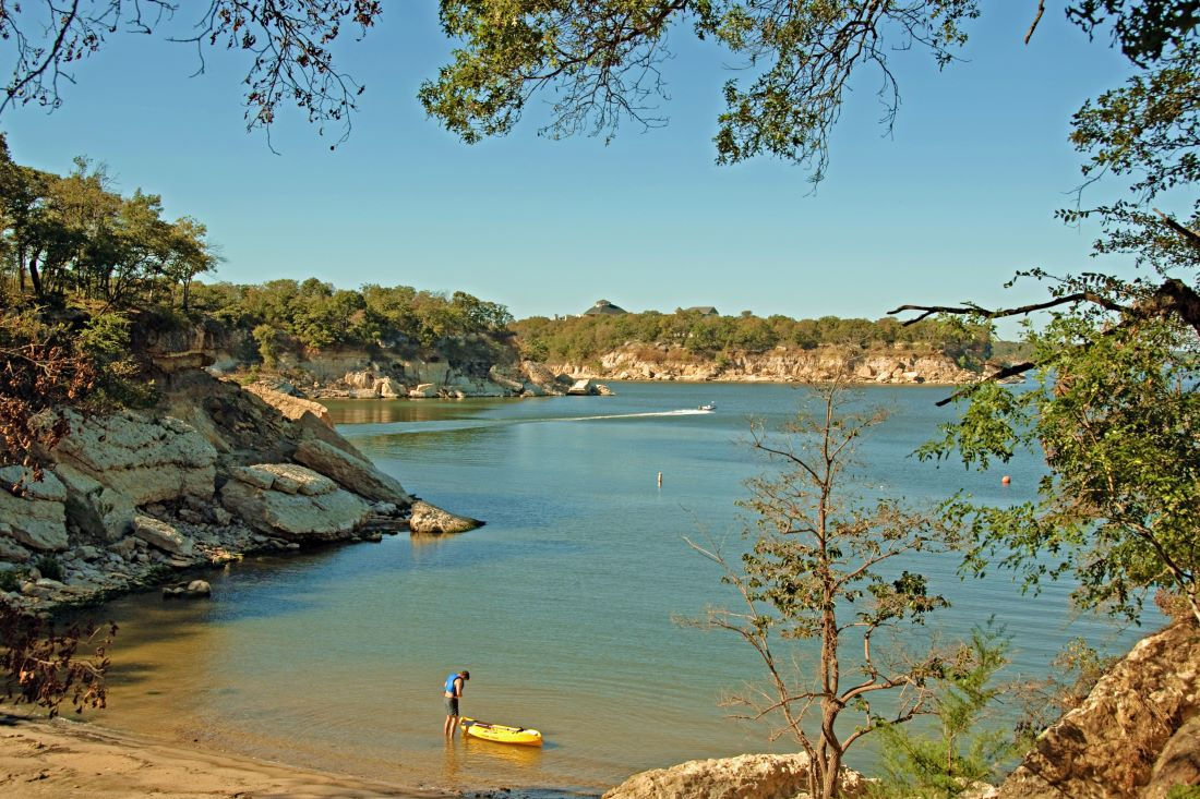 10 State Parks Near Dallas with Amazing Swimming Areas ...