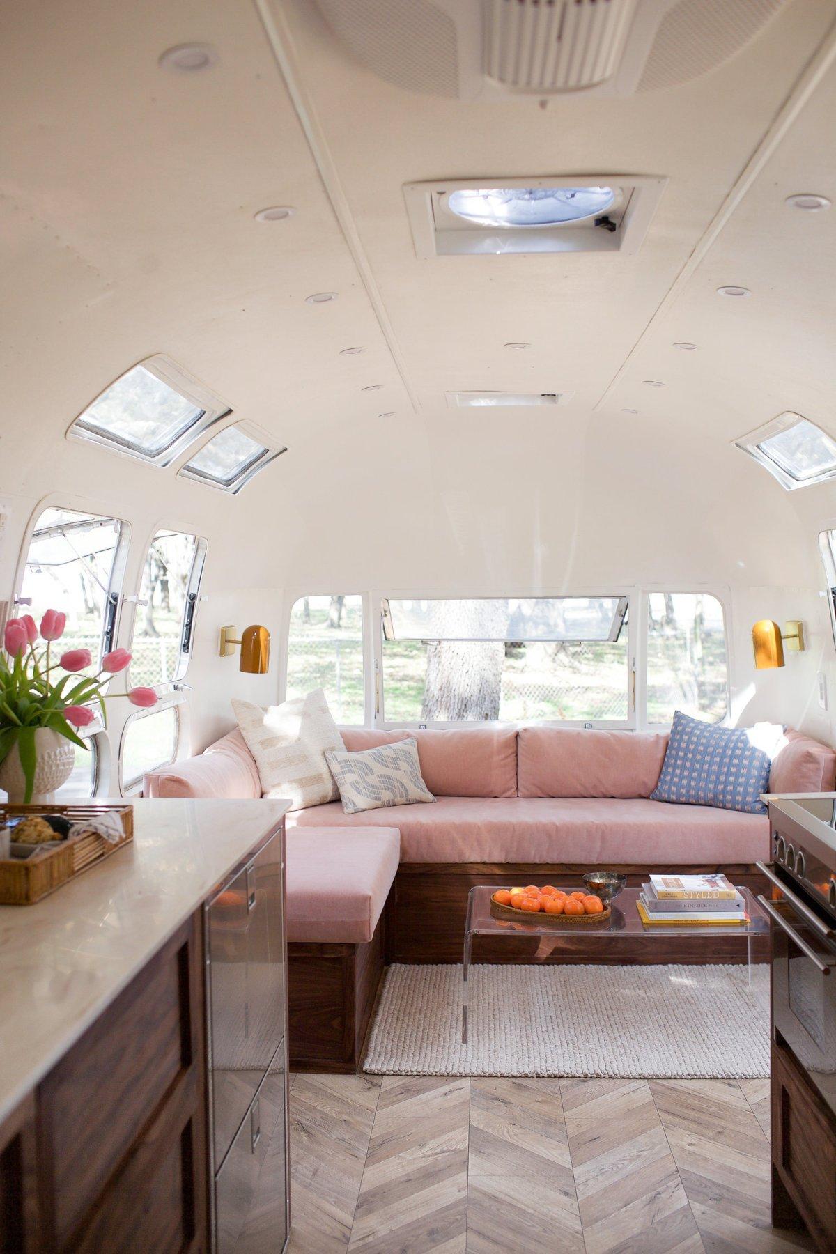Airstream Trailer Home