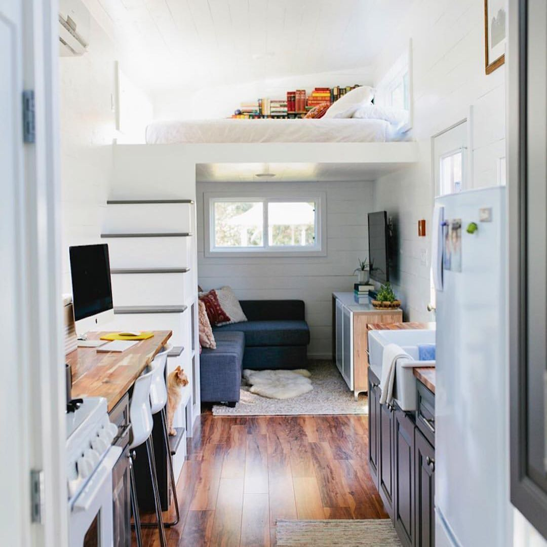 Clean, Bright Tiny Home