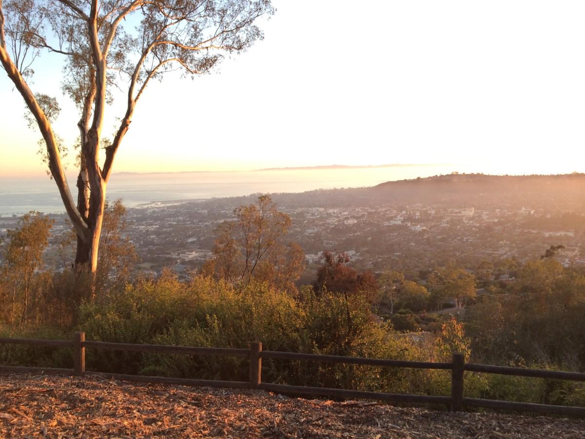 Franceschi Park Santa Barbara California