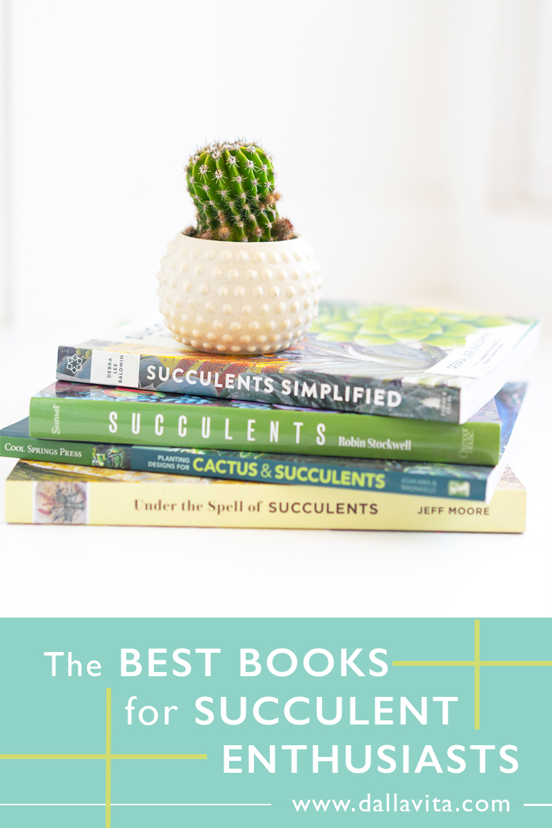Best Succulent Books