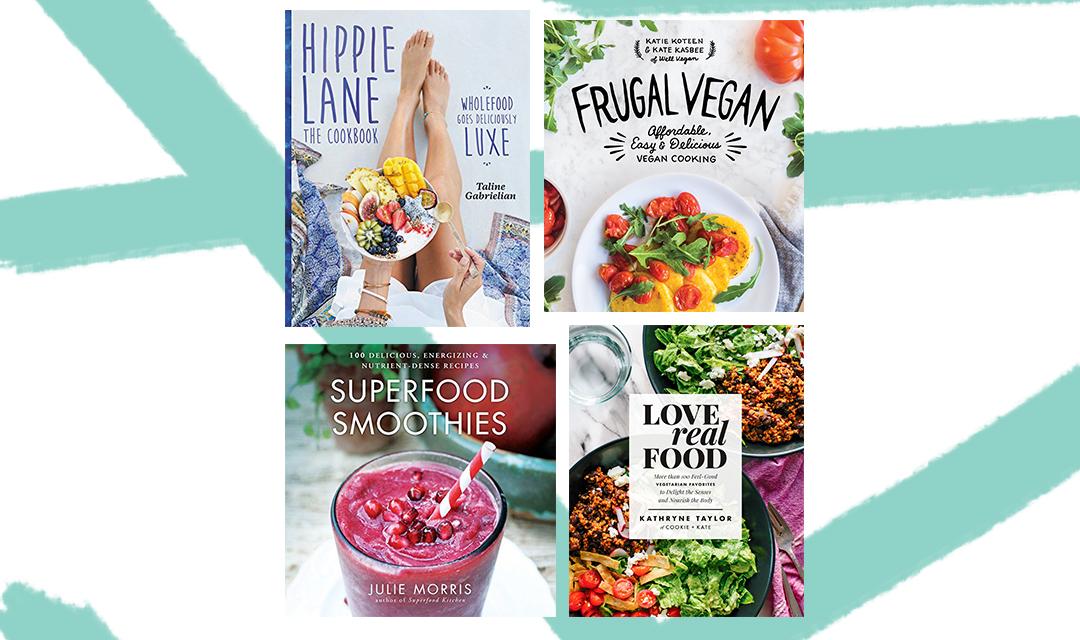 Cookbooks for Summertime
