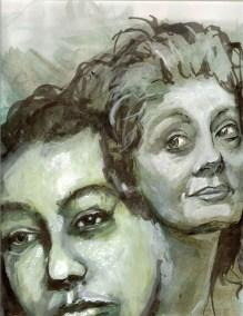 Duo sketch