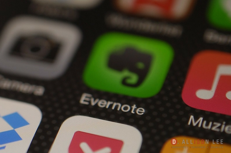 Evernote As Problem Solver