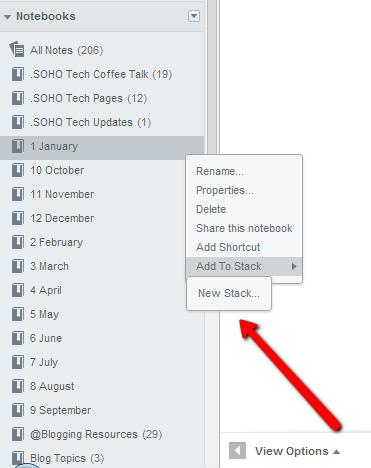 Evernote Tickler File