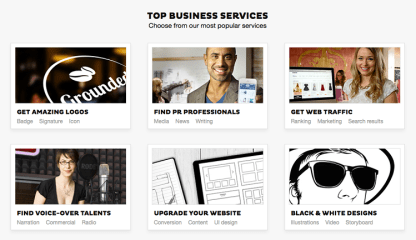 User Fiverr to Complete Business Tasks   DAllisonLee.com