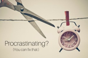 Procrastination Fix: 7 Ways to Get Started | DAllisonLee.com