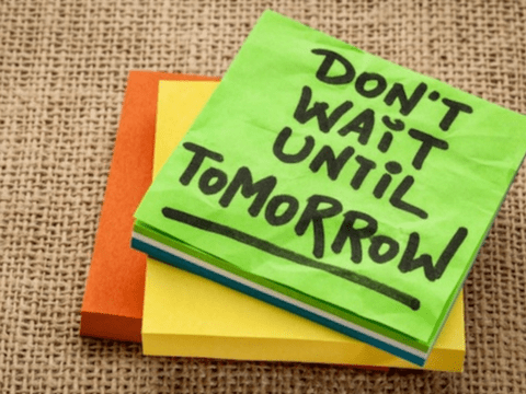 make a plan | dallisonlee.com