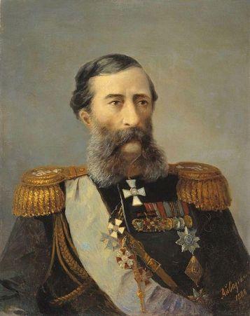 М. Т. Лорис-Меликов, атаман Армянского казачества, Министр внутренних дел Российской империи