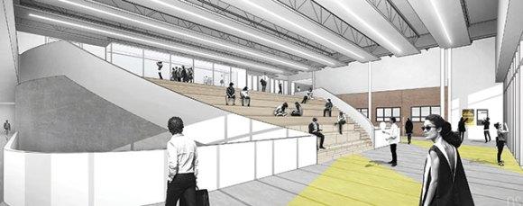 Sexton Campus Renewal Set to Spark Innovation : : Dal Magazine