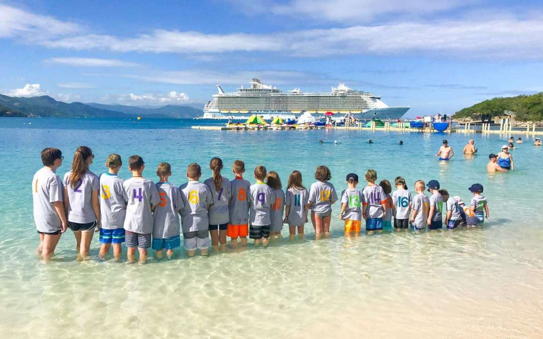 Oasis of the Seas Cruise by Robin Liljenquist