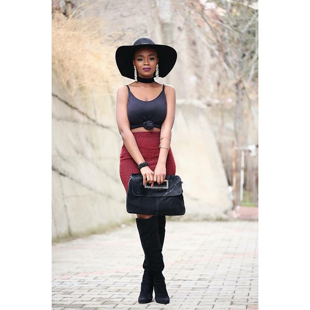 How To Describe Personal Style In A Three-Word Rule: Kimwana From Kimwana World