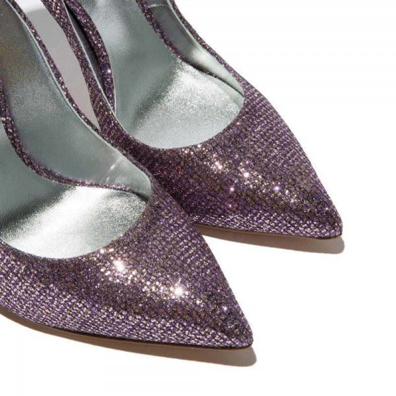 How To Wear Glitter Shoes