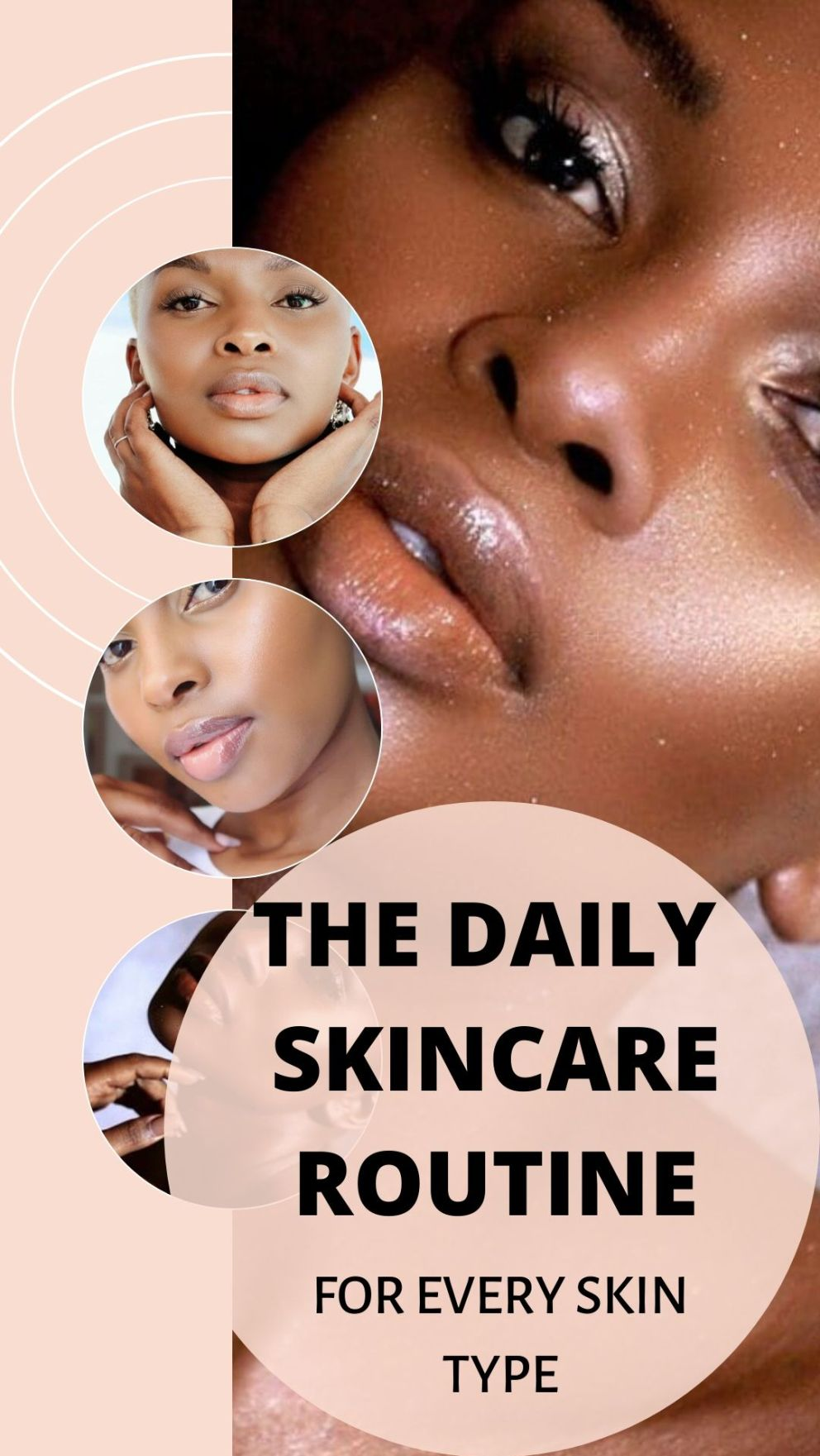 The Daily Skin Care Routine To Follow For Every Skin Type