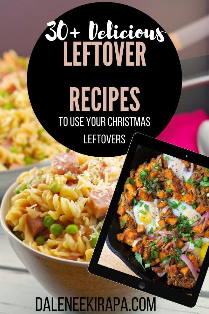 Leftover Recipes: Amazing, Healthy Meals To Make With Christmas Leftovers