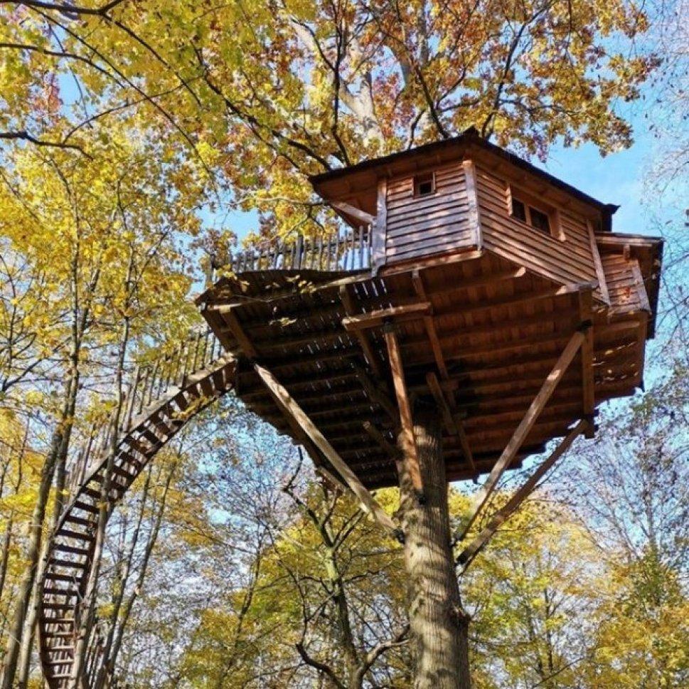 15 Treehouse Retreats For A Terrific Eco-Retreat Experience
