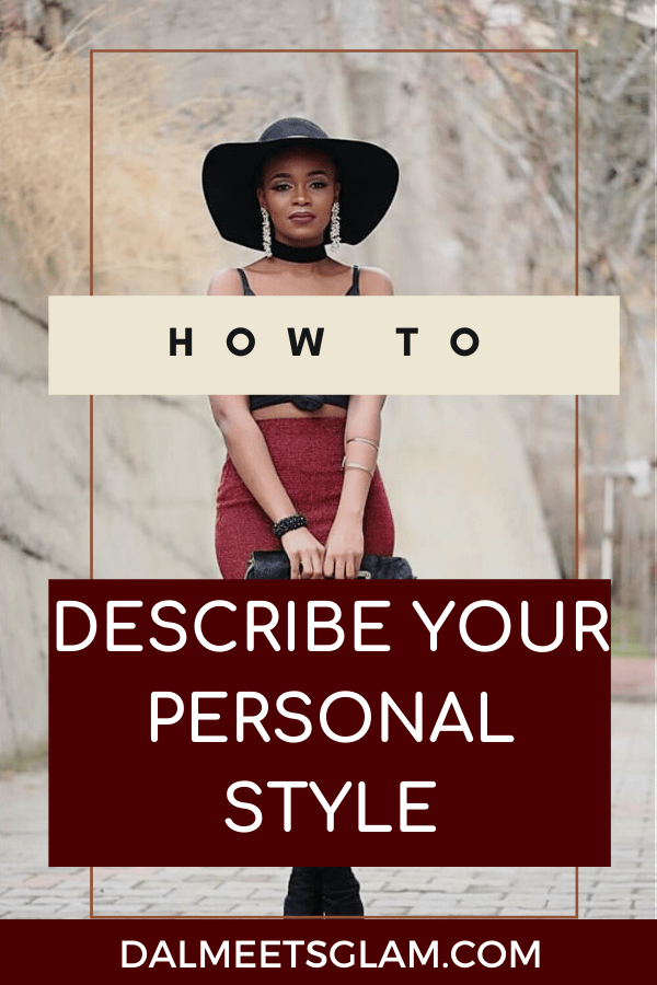 How To Describe Your Personal Fashion Style In A Three-Word Style Rule