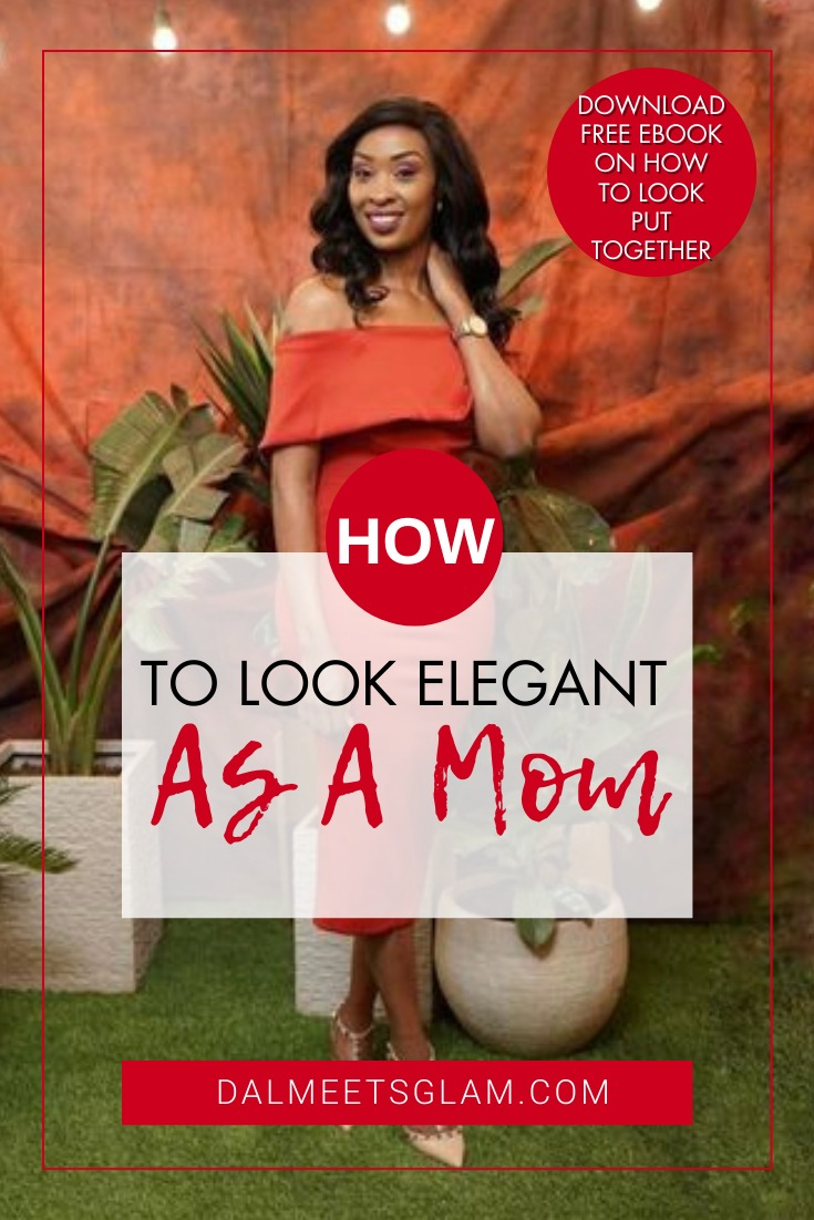 How To Look Elegant As A Mom {Inspo From The Fashionable Step Mum}