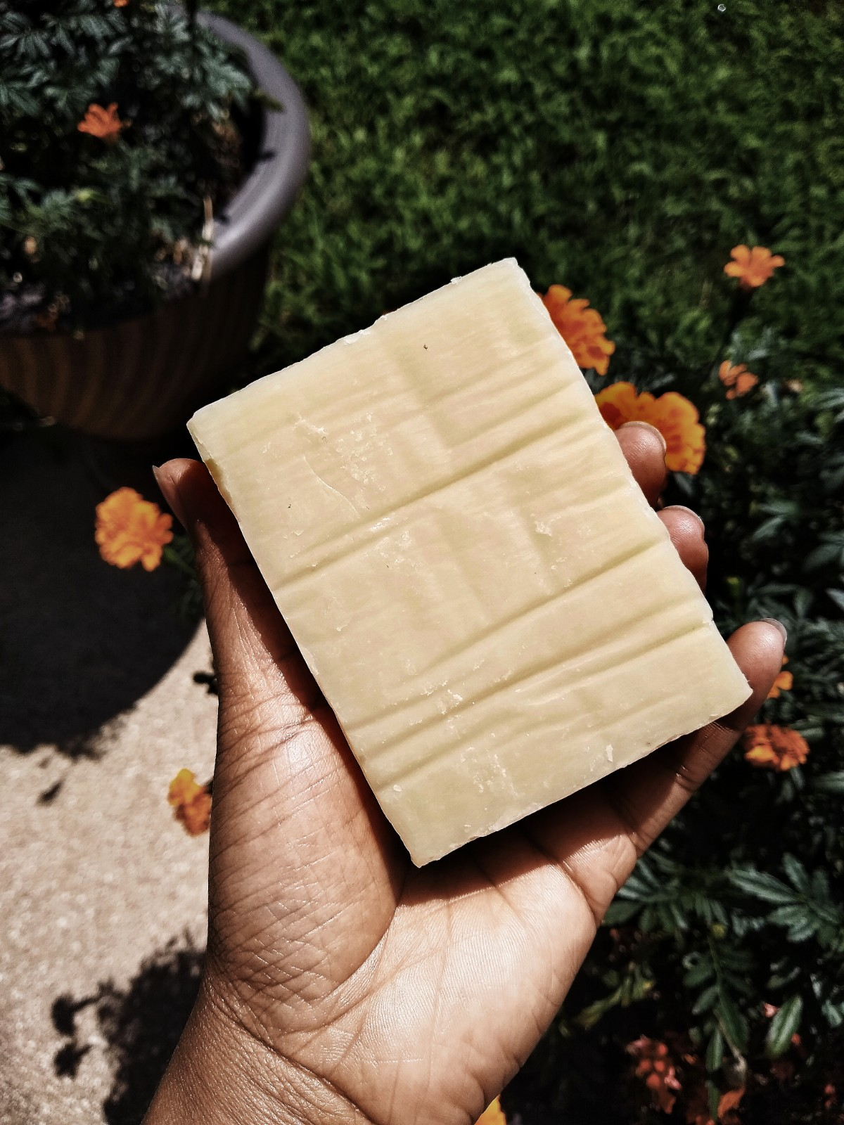 This Conditioning Shampoo Bar Sped Up My Wash Day Routine!