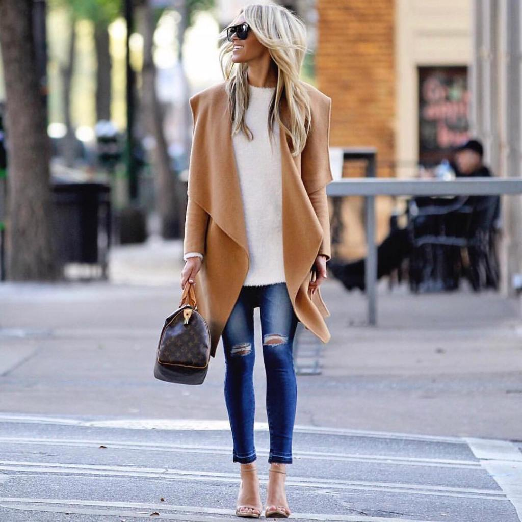 9 Fall Fashion Colors We're Loving & Injecting Into Our Wardrobes