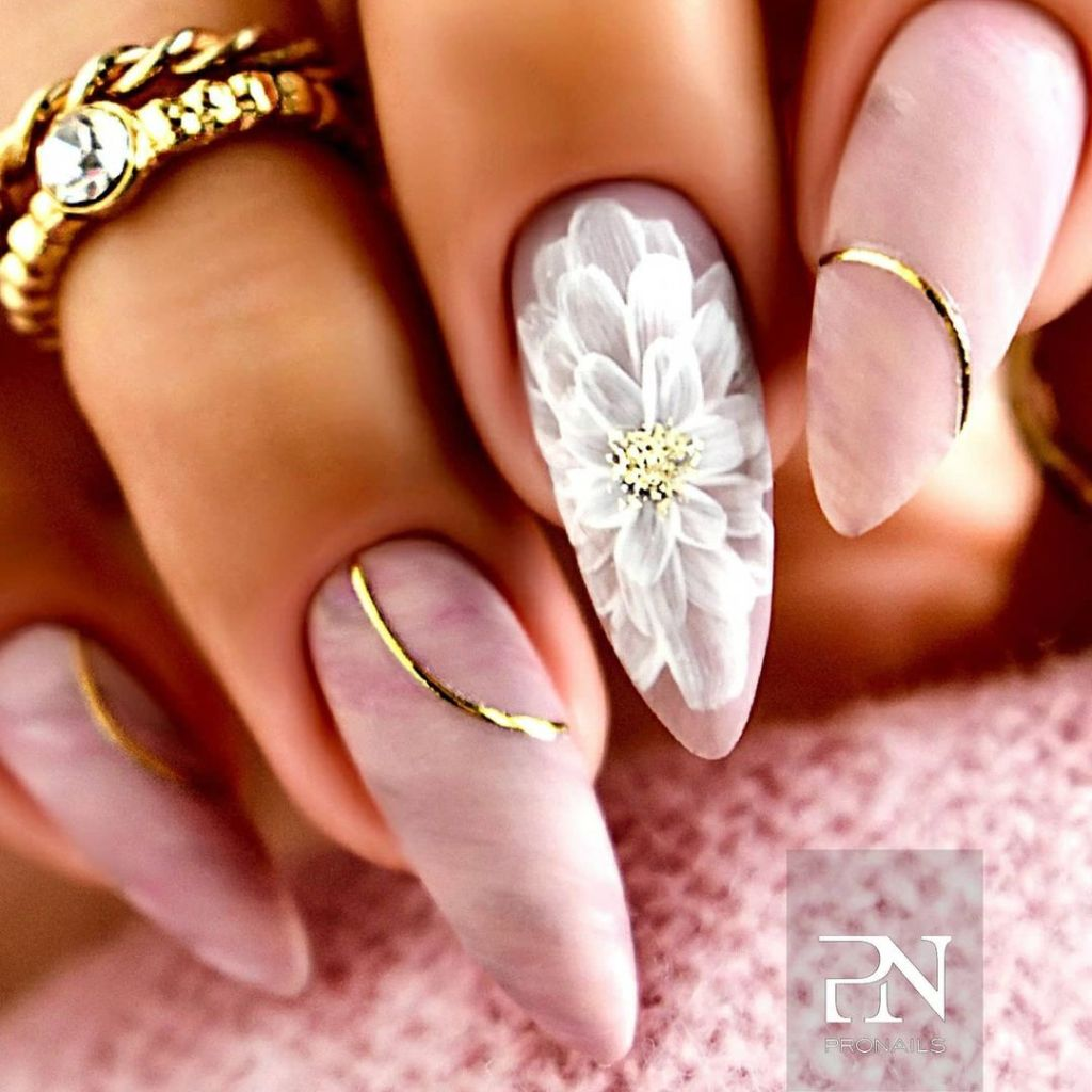 30 Cute Pink Nail Designs You Will Love