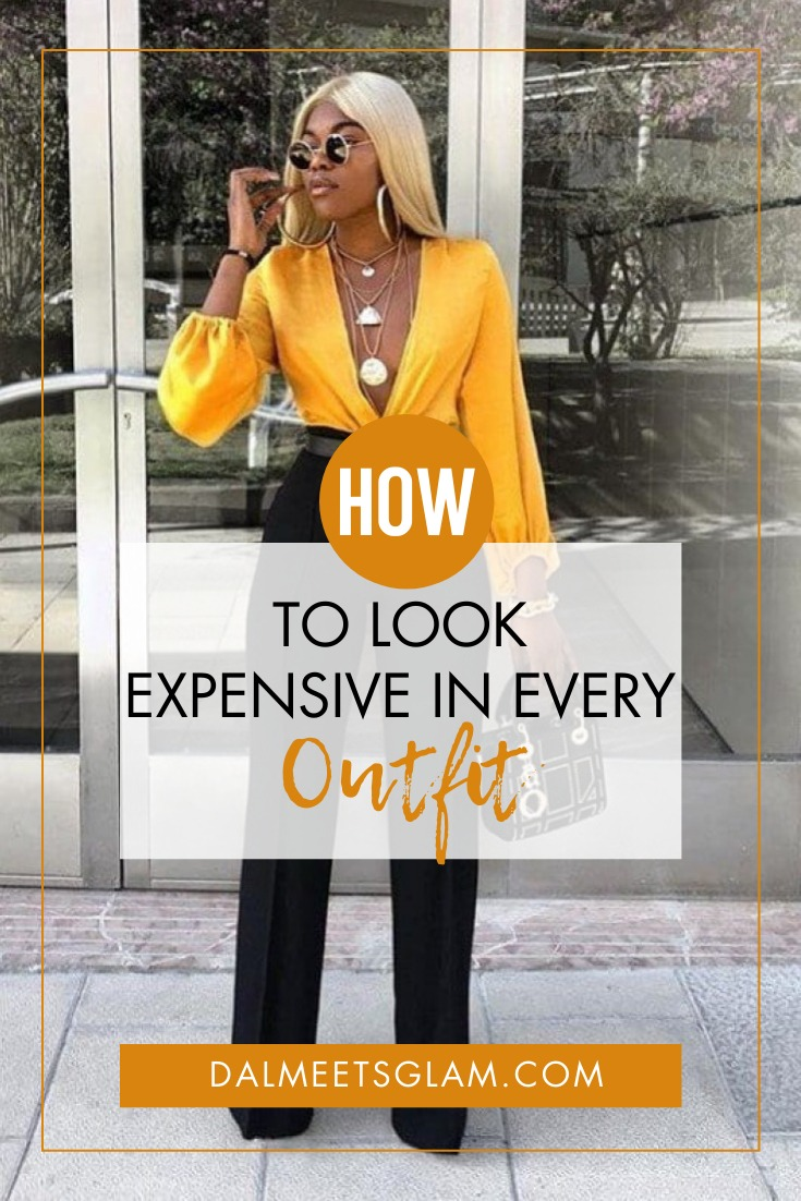 An Illustrative Guide On How To Look Expensive & Style Mistakes To Avoid