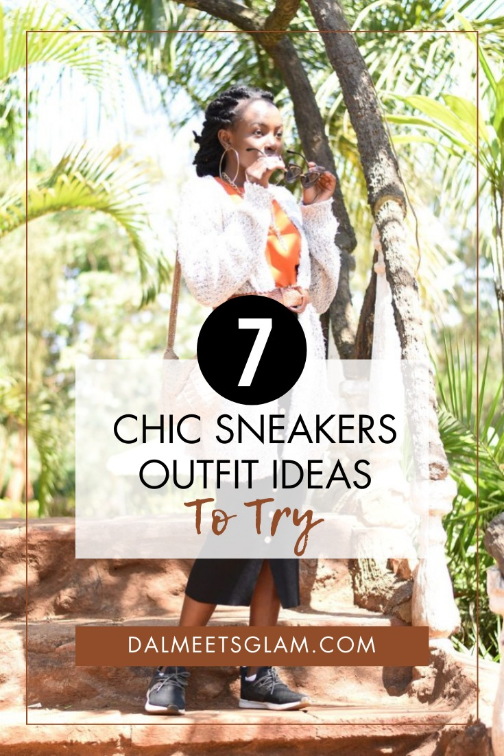 7 Cute Sneakers Outfits For Women- Loom Waterproof Sneakers Review