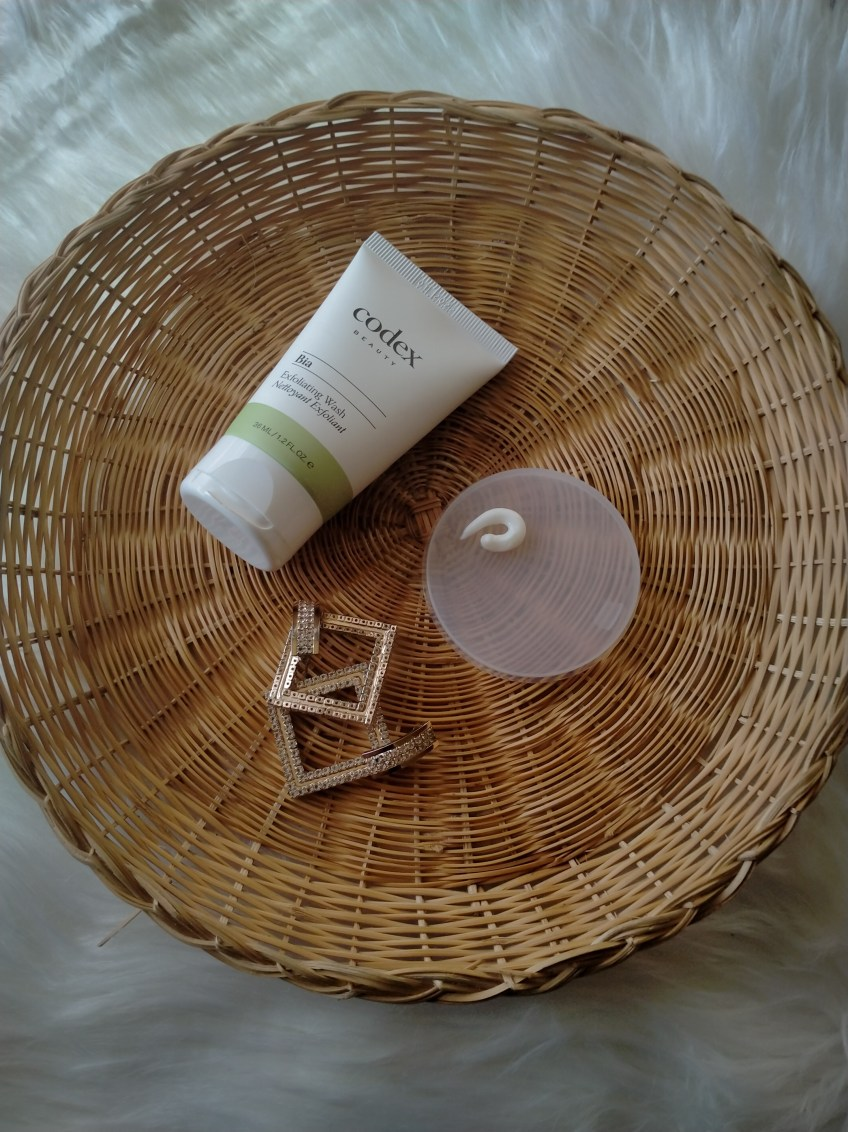 Codex Beauty's Bia Exfoliating Face Wash Made My Skin Cleaner, Smoother & Softer