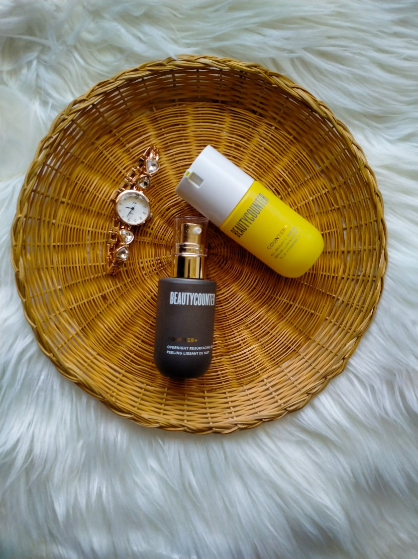 Get Brighter Skin with Beautycounter's All Bright C Serum