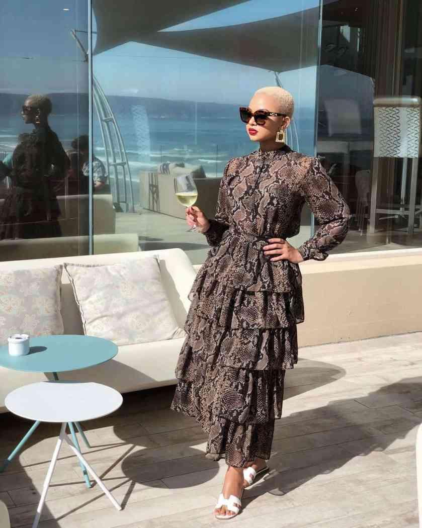How to Wear Snakeskin Prints & Look Striking Yet Super Comfy