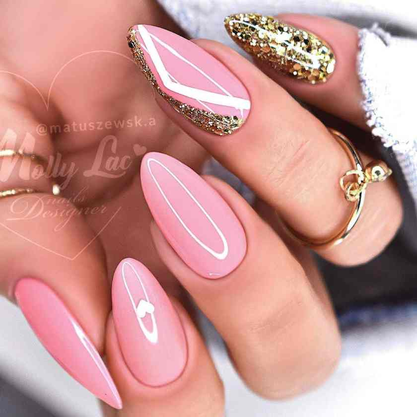 20+ Almond Nail Designs Perfect For Summer