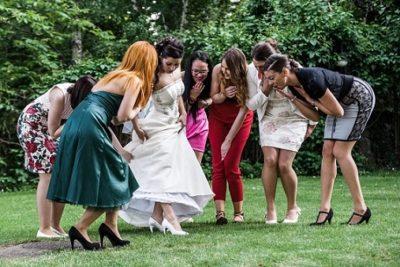 Menyasszonyi cipő mustra
