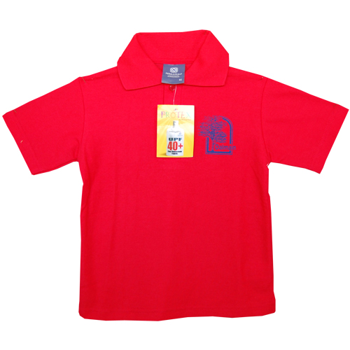 Polo ShirtRed – Boomers Faction