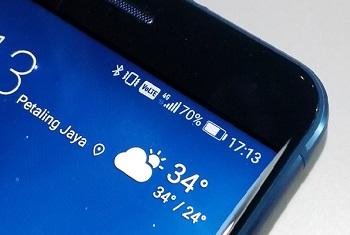 VoLTE - в мобильном устройстве